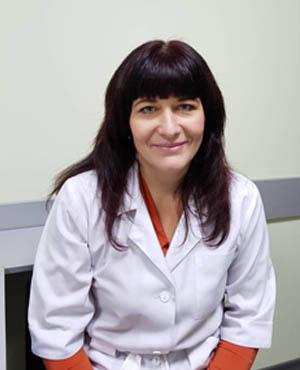 Загребельская Анжела Валерьевна