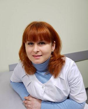 Грицаенко Евгения Сергеевна