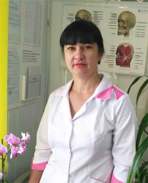 Соплина Валентина Владимировна