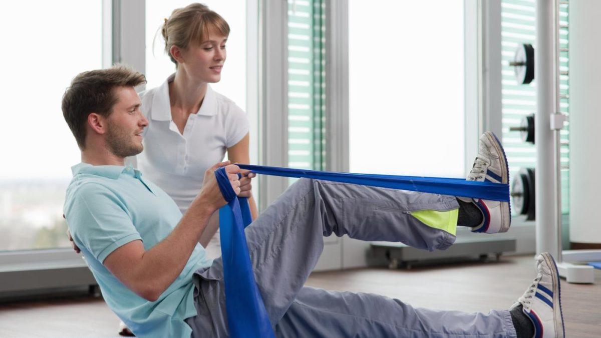 Реабилитация суставов и позвоночника