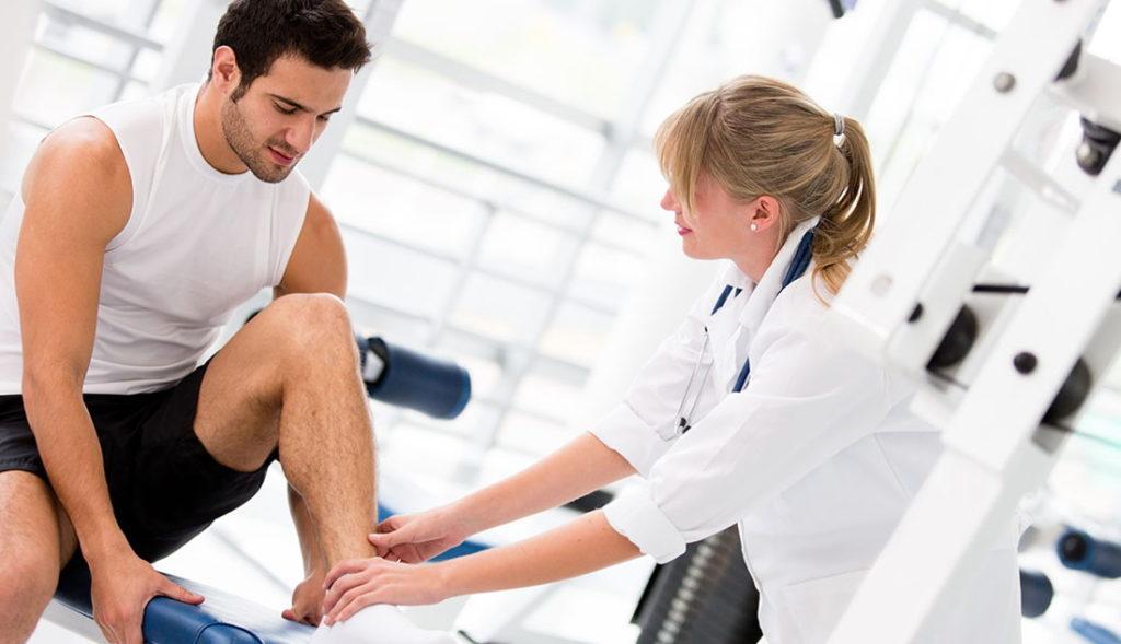 Реабилитация суставов конечностей, восстановление позвоночника