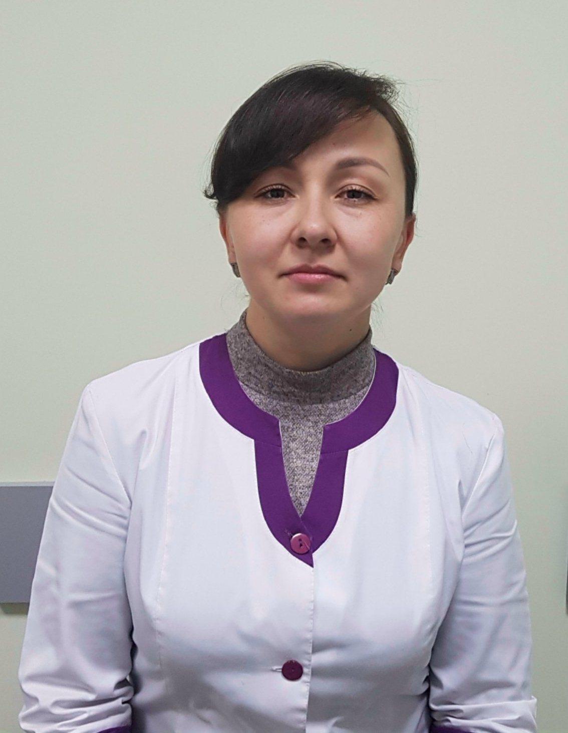 Гаврилова Инесса Николаевна