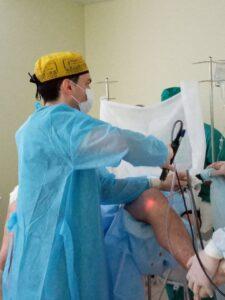 Повреждение мениска. Операция и реабилитация.